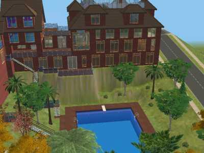 La gran mansión - Descargas - Capital Sims