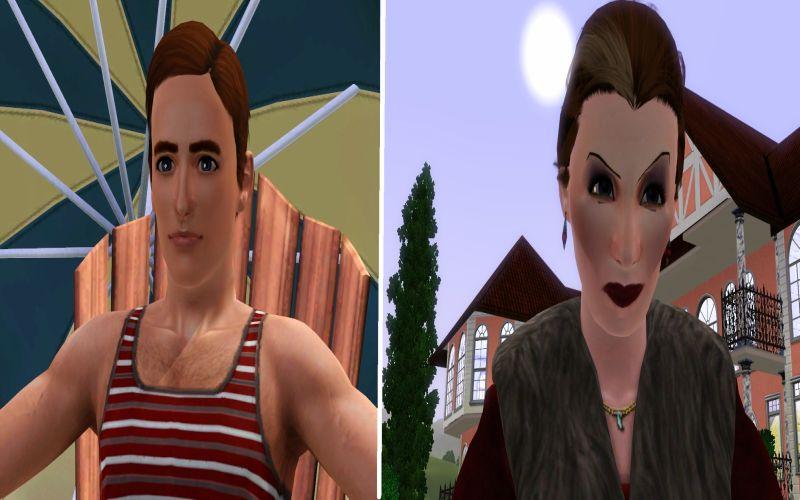 Sims 2 - Mod Insimenator UV v29 Sim Edition -